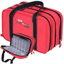 TRANSPORT BAG DAM STEELPOWER RED - WATER REPELLENT LURE BAG