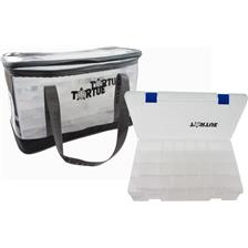 TRANSPORT BAG TORTUE TRANSPARENT - LURES SPECIAL
