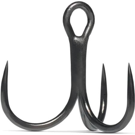 TREBLE HOOK VMC 7548BBN - BLACK NICKEL