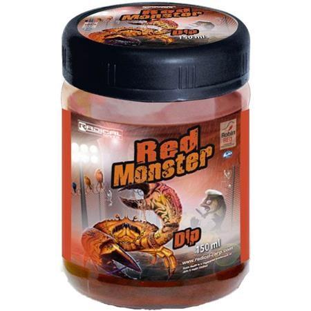 TREMPAGE QUANTUM RADICAL RED MONSTER DIP