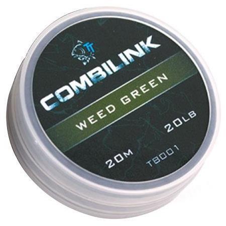 TRENZADO CARPFISHING NASH COMBILINK WEED - PAQUETE DE 5