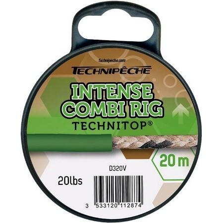 TRENZADO CARPFISHING TECHNIPÊCHE INTENSE COMBI RIG - 20M