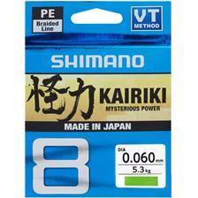 TRENZADO VERDE -150M SHIMANO KAIRIKI SX8