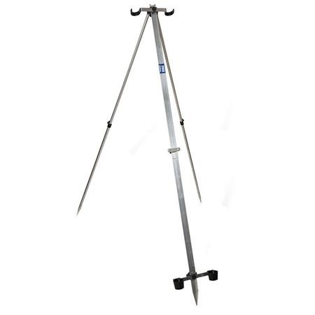 TREPIED ZEBCO TELESCOPIC SURF TRIPOD