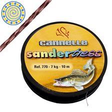 TRESSE A BAS DE LIGNE CANNELLE SANDERTRESS 770