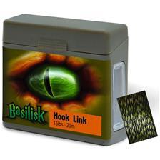 TRESSE A BAS DE LIGNE CARPE RADICAL BASILISK HOOK LINK - 20M