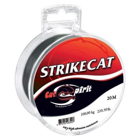TRESSE A BAS DE LIGNE CAT SPIRIT STRIKE
