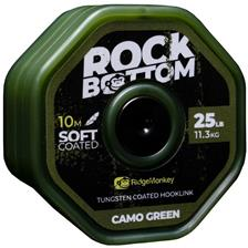 Tying Ridge Monkey ROCK BOTTOM RM TEC GREEN