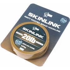 TRESSE A BAS DE LIGNE NASH SKINLINK STIFF - 10M