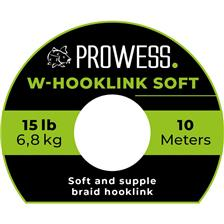 Lignes Prowess W HOOKLINK SOFT 10M 35LBS
