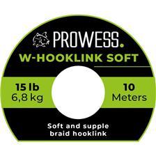 Lignes Prowess W HOOKLINK SOFT 10M 25LBS