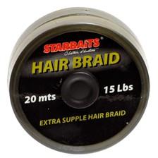 TRESSE A BAS DE LIGNE STARBAITS HAIR BRAID