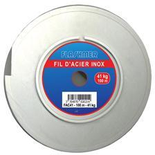 Leaders Flashmer INOX 150M 63/100