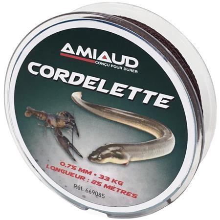 TRESSE AMIAUD CORDELETTE