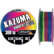 Lines Asari KAZUMA COLORS PE 300M 20/100