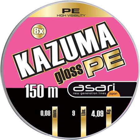 TRESSE ASARI MASARU GLOSS PE - ROSE - 150M