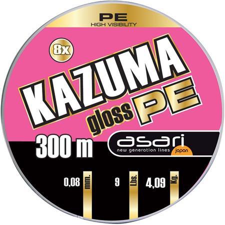 TRESSE ASARI MASARU GLOSS PE - ROSE - 300M