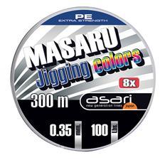 MASARU JIGGING COLORS 300M 25/100