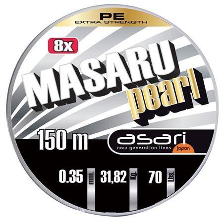 TRESSE ASARI MASARU PEARL - 300M
