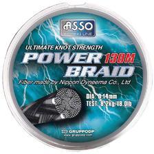 TRESSE ASSO POWER BRAID - 130M
