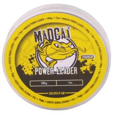 TRESSE BAS DE LIGNE MADCAT POWER LEADER