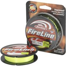 TRESSE BERKLEY FIRELINE FLAME GREEN - 270M