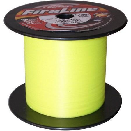 TRESSE BERKLEY FIRELINE FLAME GREEN BULK - 1800M