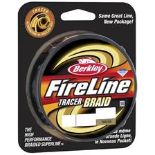 TRESSE BERKLEY FIRELINE TRACER BRAID - 110M