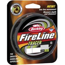 TRESSE BERKLEY FIRELINE TRACER BRAID - 270M