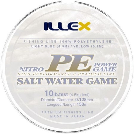TRESSE CARNASSIER ILLEX NITRO PE POWER GAME