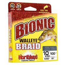Lines Northland Tackle BIONIC WALLEYE 91M 91M 13/100