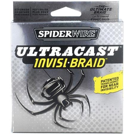 TRESSE CARNASSIER SPIDERWIRE ULTRACAST INVISI-BRAID 8 BRINS - 270M