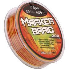 TRESSE CARPE PROLOGIC MARKER BRAID - 200M