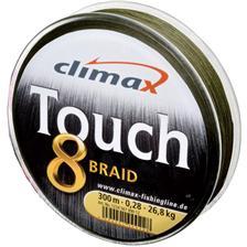 Lignes Climax TOUCH8 BRAID VERT 347927