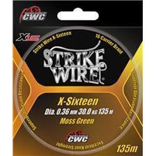 TRESSE CWC STRIKE WIRE X16 - 135M