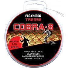 Lines Flashmer COBRA 8 135M GRIS 7/100