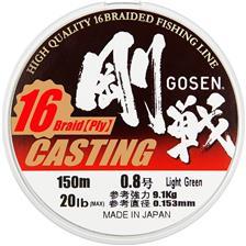 Lignes Gosen CASTING 16 BRINS 150M 21.6/100