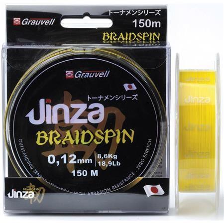 TRESSE JINZA BRAIDSPIN - 150M