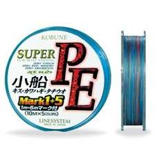 Lines Linesystem SUPER PE KOBUNE 150M 23.5/100