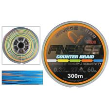 Lines Savage Gear FINEZZE HD8 COUNTER BRAID 300M 36/100