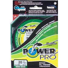 Lines Power Pro TRESSE 2740M VERT 32/100 - 24KG