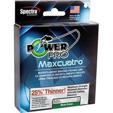 TRESSE POWER PRO MAXCUATRO - 455M - JAUNE