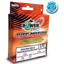 Lignes Power Pro MICROFILAMENT BITE MOTION 150M 13/100