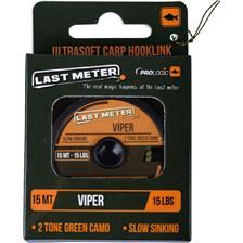 Tying ProLogic VIPER ULTRA SOFT 25LBS