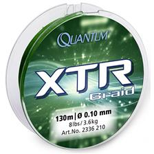TRESSE QUANTUM XTR - VERT - 130M