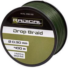 Lines Quantum Radical DROP BRAID VERT 400M 25/100
