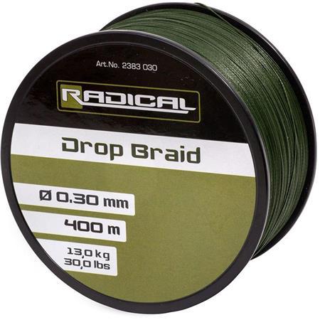 TRESSE RADICAL DROP BRAID - VERT