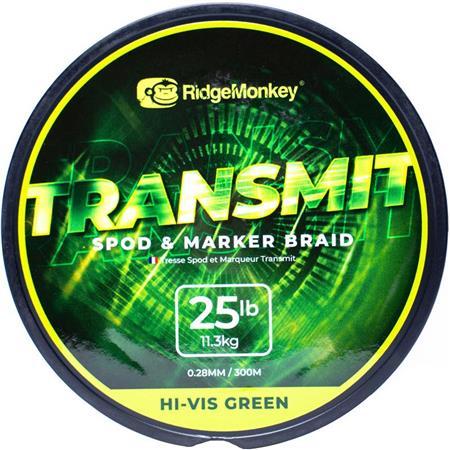 TRESSE RIDGE MONKEY TRANSMIT SPOD AND MARKET - 300M