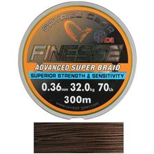 TRESSE SAVAGE GEAR FINEZZE HD8 BRAID - 300M