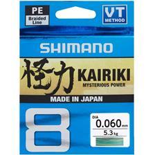 TRESSE SHIMANO KAIRIKI SX8 MULTI - 3000M